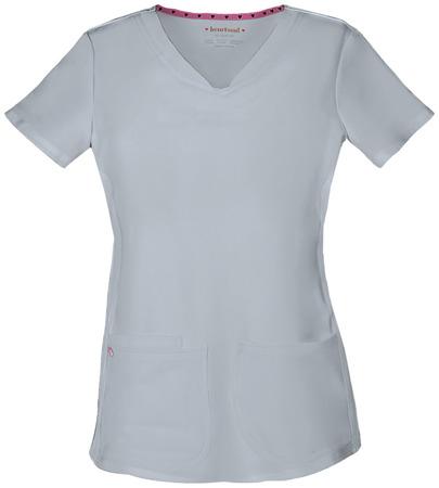Bluza medyczna damska siwa  Heartsoul 20710